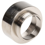 Lapp Cable Gland Adapter Enlarger, Nickel Plated Brass, PG29 → PG36