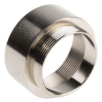 Lapp Cable Gland Adapter Enlarger, Nickel Plated Brass, PG36 → PG42