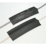 Vulcascot Cable Cover, 11mm (Inside dia.), 83 mm x 3m, Black