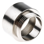 Lapp Cable Gland Adapter Black, Nickel Plated Brass, PG21 → M32