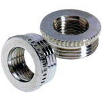 Lapp M16 → M12 Cable Gland Adapter, Nickel Plated Brass