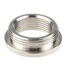 Lapp M32 → M25 Cable Gland Adapter, Nickel Plated Brass