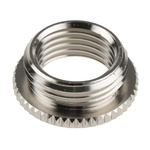 Lapp M20 → M16 Cable Gland Adapter, Nickel Plated Brass