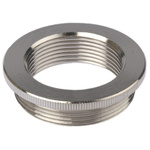 Lapp M40 → M32 Cable Gland Adapter, Nickel Plated Brass