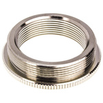 Lapp M50 → M40 Cable Gland Adapter, Nickel Plated Brass