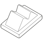 Rocker Switch Boot for use with A8W