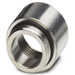 Phoenix Contact HC-NPT-1/2-M20, M20 → 1/2 in Cable Gland Adaptor, Nickel Plated Brass, IP68