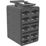Rocker Switch Connector for use with V Series Contura II Sealed Rocker Switch, V Series Contura III Sealed Rocker