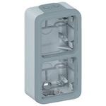 Modular Switch Body, IP55, PCB for use with PLEXO RANGE