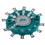 NSF, 6 Position DP6T Rotary Switch Wafer, 150 mA @ 250 V ac, Solder