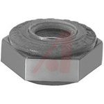 Seals, Rotary Shaft, Gray, Silicone Rubber, 3/8-32NS-2B Thread Size
