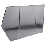 RS PRO Front-to-Back Bin Divider for use with Size 7, Dimensions230mm