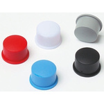 White Modular Switch Cap for use with 3F Series Push Button Switch