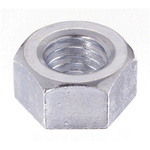 Yahata Neji Steel Hex Nut, Chrome Plated, M2.5