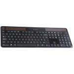 Logitech Keyboard Wireless, QWERTY (UK) Black