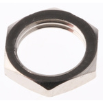 C & K, Toggle Switch Hex Nut, Hexagonal Mounting Nuts, For Use With 7000
