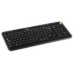 Logitech Keyboard Wireless Compact, QWERTY (UK) Black