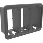 Rocker Switch Mounting Panel for use with L Series Sealed Rocker Switches