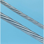 RS PRO Wire Rope, 50m