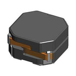 Toko, DEM10050C, 10050 Shielded Wire-wound SMD Inductor with a Ferrite Core, 10 μH Wire-Wound 8.2A Idc