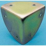 Savigny Steel Flight Case Corner 60 x 60 x 60mm
