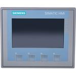 Siemens KTP 400 Series Touch Screen HMI - 4.3 in, TFT Display, 480 x 272pixels