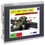 Allen Bradley PanelView 800 Touch Screen HMI - 10 in, LCD TFT Display, 800 x 600pixels