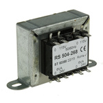 RS PRO 12VA 2 Output Chassis Mounting Transformer, 24V ac