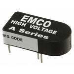 XP Power A04P-5 DC to High Voltage DC Converter 0 → 5 V dc 2.5mA 400V dc