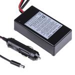Custom Power Design Laptop Car Charger, 12V dc Input, 12V dc Output Plug In, 3A