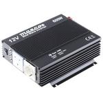 600W DC-AC Car Power Inverter, 10 → 15V dc / 230V ac