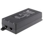 Phihong Single Port POE Injector, 36 → 72V dc Input, 56V dc Output, 670mA, 75W