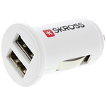 Hirschmann Dual USB Car Charger, 10 → 16V dc Input, 5V dc Output USB, 2 x 1A