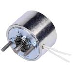 Rotary Solenoid, 30.2 mm Diameter, 25%, 40W, 27.8 V dc