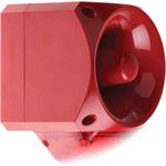 Klaxon Nexus Sounder Beacon 105dB, Red Xenon, 110 V ac, 230 V ac