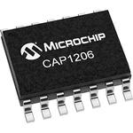 CAP1206-1-SL Microchip, CAP1206 Capacitive 3 V to 5.5 V 14-Pin SOIC