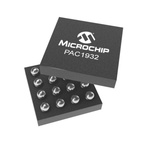 Microchip PAC1932T-I/J6CX, High Side Current Monitor 16-Pin, WLCSP