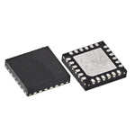 CY8CMBR3106S-LQXI, Capacitive Touch Screen Controller 2-Wire, 24-Pin QFN