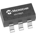 Microchip HV7801K1-G, Current Monitor 5-Pin, SOT-23