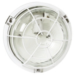 Legrand Oval Bulkhead Light, 100 W, IP55