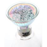 Orbitec GU10 LED Cluster Light, Blue, 20 mA, 230 V ac, 50mm, 15 → 25° view angle