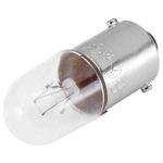 T -1 /3/4 Indicator Light, Clear, 28 V, 40 ±10% mA