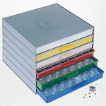 Licefa 6 Drawer Storage Unit, 190mm x 272mm
