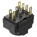 Snap Action Modular Switch Contact Block for use with Series 61 Switches