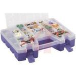 Portable Organizer; Lid Storage Organizer; 11 to 46; 15; 11-5/6 in.; 3-1/4