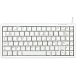 Cherry Keyboard Wired USB Compact, AZERTY Grey