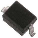 Infineon BB439E6327HTSA1 Varactor, 4.3pF min, 5:1 Tuning Ratio, 28V, 2-Pin SOD-323