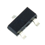 NXP BBY40,215 Varactor, 26pF min, 5:1 Tuning Ratio, 30V, 3-Pin SOT-23 (TO-236AB)