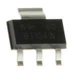 WeEn Semiconductors Co., Ltd Surface Mount, 4-pin, TRIAC, 600V, Gate Trigger 1.5V 600V