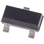 NXP BAP64-06,215 Dual Common Anode PIN Diode, 100mA, 175V, 3-Pin SOT-23 (TO-236AB)